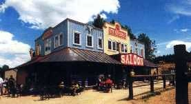 Saloon und Steakhouse am Rodeo